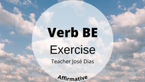 Verb BE Exercise