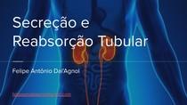 Secreção e Reabsorção Tubular