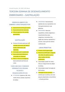 GASTRULAÇÃO E NEURULAÇÃO (PDF)