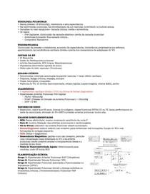 Resumo Hipertensão Pulmonar