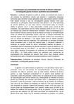 Caracterização das propriedades de solvente de Glicerol