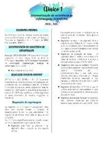 Sistematização da Assistencia de Enfermagem