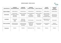 LESÕES FÚNGICAS E PROTOZOÁRIAS - LISTA 5