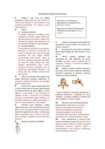 REVISÃO AV1 - Anatomia