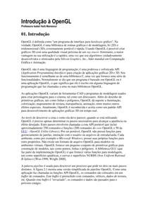 Apostila OPENGL - Computação Gráfica - 2