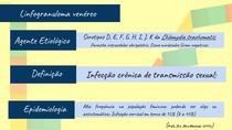 Linfogranuloma venéreo e Infecções obstétricas (zika, rubéola, sifilis e toxoplasmose)