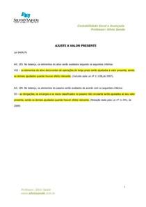 19-Contabilidade Geral e Avançada   Silvio Sande