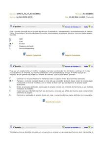 ADMINISTRAÇÃO DA PRODUÇÃO E OPERAÇÕES ex7