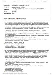 AV III GESTAO FINANCEIRA
