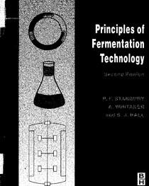 principles of fermentation technology stanburry whittaker - Bi - 3