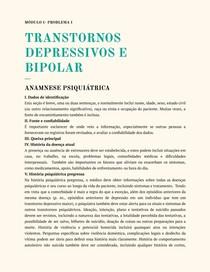 Transtornos depressivo e bipolar