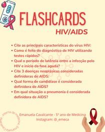 FlashCards HIV-AIDS