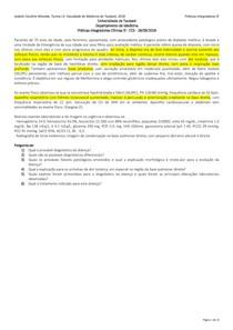 Caso Clínico Pneumonia