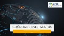 Gerência de investimentos - Política de dividendos