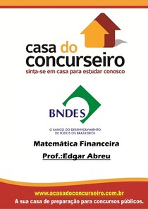 EDGAR ABREU - Matemática Financeira