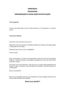Desafio Colaborativo - Organização e Legislação na Educação - Raquel Cordeiro Viana - 01329607