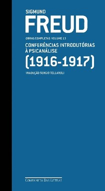 FREUD (1916 1917) Conferencias introdutórias à psicanálise Vol 13