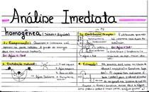 Análise Imediata - Flashcard