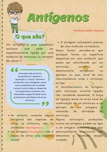 Imunologia - Antígenos