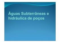AULA 8 AGUAS SUBTERRANEAS   PARTE1