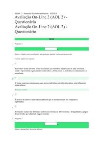 AOL2 ASPECT SOCIO