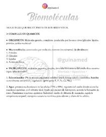 2 - Biomoleculas