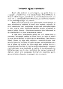Divisor de águas na Literatura (3)