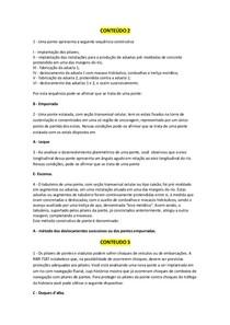 PONTES  - Exercícios Online - UNIP/UNIPLAN