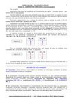 Aula 02   Conceitos iniciais (Continuação) - Raciocínio Lógico