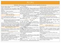 Pólipos + consequências da quimio