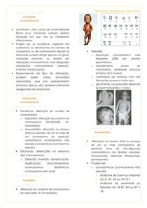 Anomalias cromossômicas