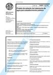 NBR 12216 NB 592 - Projeto de estacao de tratamento de agua para abastecimento publico