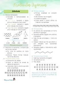 Introdução às Moléculas Orgânicas