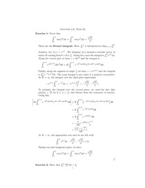 Stein Shakarchi Complex Analysis Solutions Analise Com