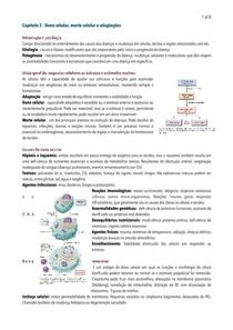 Robbins - Cap 2 Alterações celulares