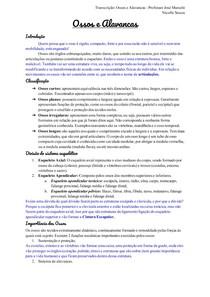 Transcrição_ Ossos e Alavancas