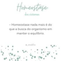 Homeostasia