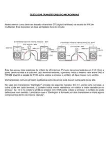 Eletrônica - Manual Completo de uso do Multímetro