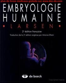 (01) embryologie humaine   embryologie humaine