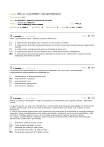 AV2 - INOVAÇÃO TECNOLÓGICA - AV2