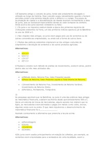 Av1 - Administração - Seminário Interdisciplinar V