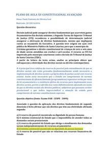 PLANO DE AULA XV CONST AVANÇADO
