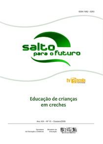Educação de crianças em creche - Salto para o futuro