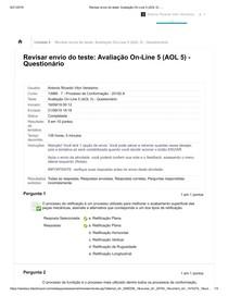 Revisar envio do teste_ Avaliação On-Line 5 (AOL 5) - _