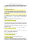 Bco sistemas operacionais AV1 - AV2 - AV3