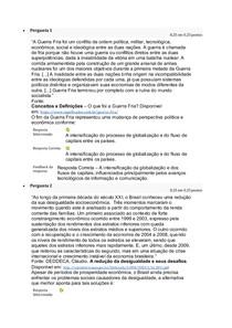 DESAFIOS CONTEMPORÂNEOS ATIV 4 UAM