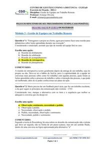Gestão de Equipes em Trabalho Remoto - M03