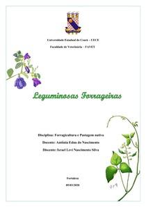 Leguminosas forrageiras - forragicultura