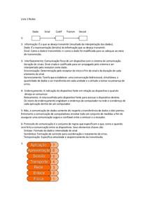 Respostas - Lista 1 Redes
