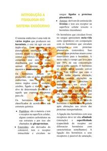 Introdução a fisiologia do sistema endócrino